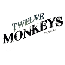 Twelve Monkeys -- Mangabeys eJuice (30 ml Bottles)