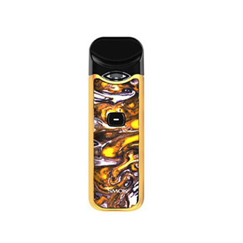 Vaping Kit -- Smok Nord Resin Pod Kit Yellow Purple