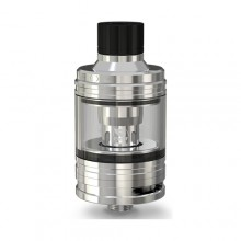 Clearomizer -- Eleaf Melo 4 Tank Silver