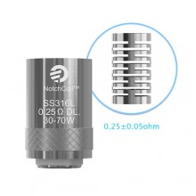 Atomizer -- Joyetech Cubis DL Notch 0.25 Coil