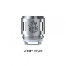 Atomizer -- Smok TFV8 Baby T8 Core 0.15 Coil single
